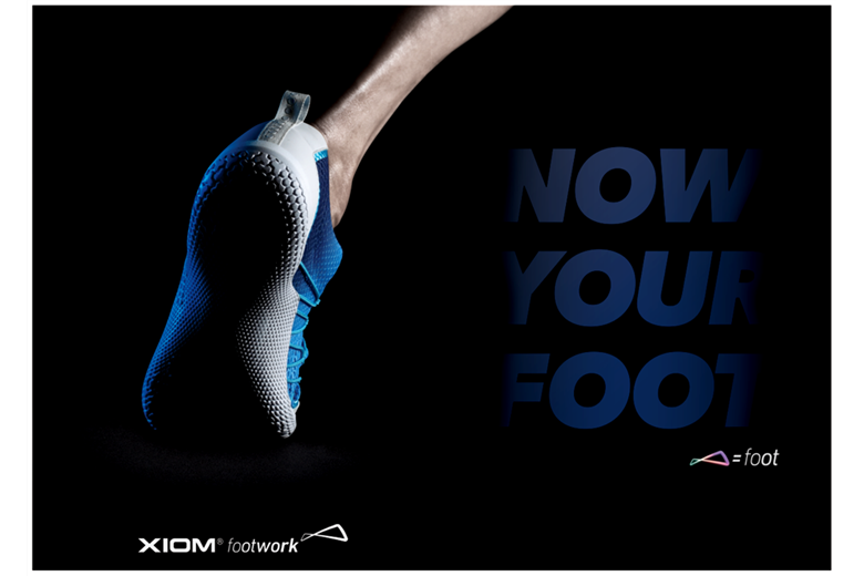 XIOM FOOTWORK black