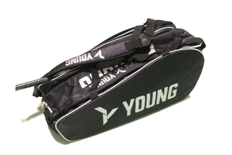 YOUNG TWO COMPARTMENT SHOULDER BAG