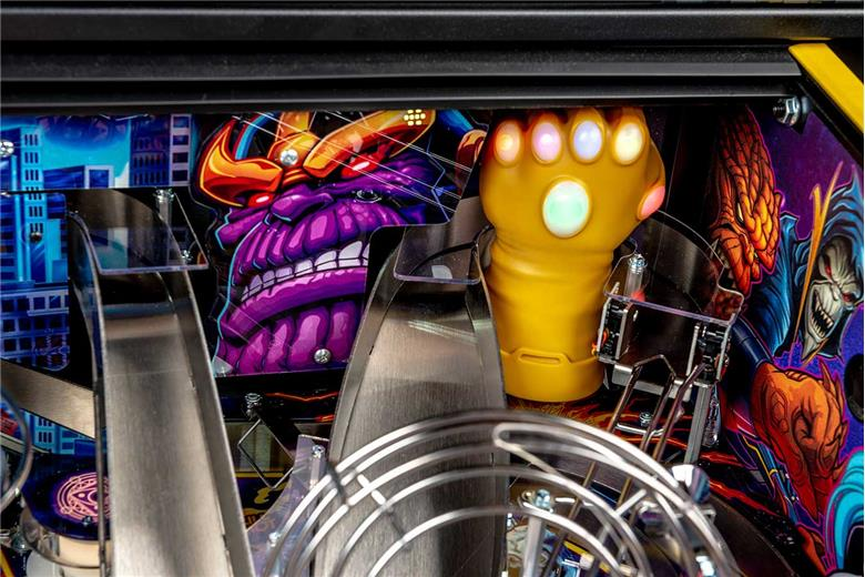 AVENGERS INFINITY QUEST PINBALL LIMITED EDITION