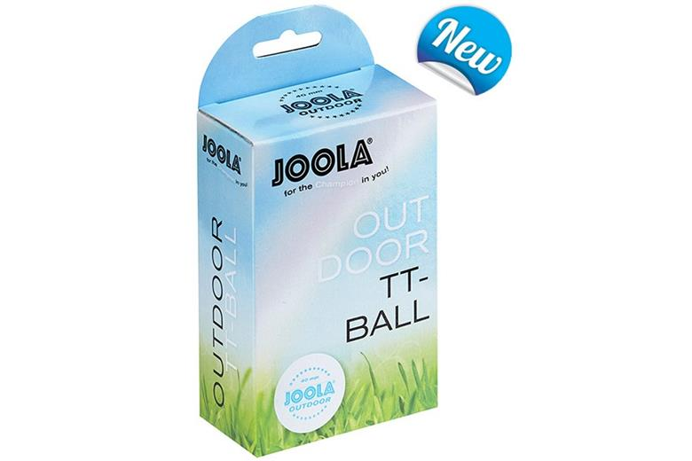 JOOLA OUTDOOR BALL 6 pcs